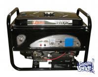 GRUPO ELECTROGENO ARRANQUE ELECTRICO FEMA 2,5 KVA 6,5 HP