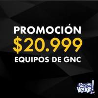 Equipos de GNC ¡Promociones IMPERDIBLES! Cordoba