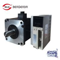 Kit Servomotor Bergerda 15 Nm 3.8 Kw 2500 RPM