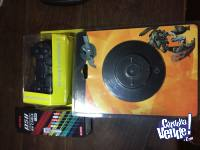 KIT PS2 JOYSTICK + CABLE AV + SOPORTE OFERTA GARANTIA