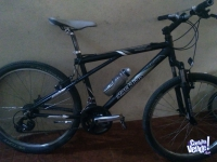 Vendo mountain bike Fire Bird aluminio 21 vel