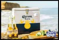 CONSERVADORA CORONA ORIGINAL (COOLER) - SIN LAS BOTELLAS
