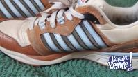 Vendo zapatillas KSWISS nro 42