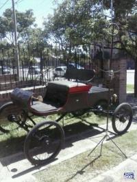 olsmobile curved dash 1901 replica