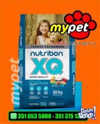 NUTRIBON XQ - PERROS CACHORROS PREMIUM