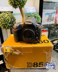 Nikon D850 45.7 MP Body Digital SLR Camera