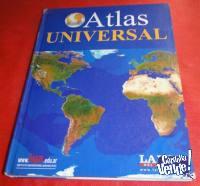 ATLAS UNIVERSAL   INST. AERONÁUTICO    en LA CUMBRE
