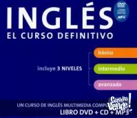 SISTEMA VAUGHAN CURSO DE INGLES - 5 dvd