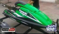 Jet Ski Kawasaki sx 650 R con trailer Excelente Estado