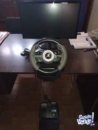 Volante Eurocase PC/Ps2 NUEVO!!!