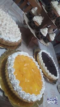 Mesas dulces, CupCakes, tortas, tartas, Lemon Pie, Brownies,