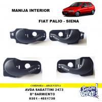 MANIJA INTERIOR FIAT PALIO-SIENA-STRADA FIRE