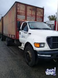 camion Ford 14000