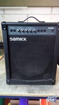 Amplificador SAMICK BA25