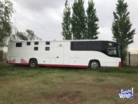 Colectivo Motorhome motor Scania 113