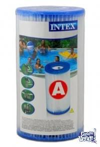 Filtro repuesto A INTEX piletas lona o inflable