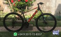 Bicicleta Oxea Hunter Rodado 29