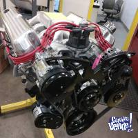 Ford Windsor 427 550HP Small Block Stroker Crate Motor