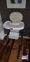 silla de comer marca bebesit (como nueva)