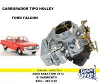 CARBURADOR TIPO HOLLEY FORD FALCON