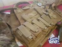 Chaleco Portaplacas Ciras-Airsoft /policial / Militar. Molle