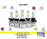 LED CREE - CREE LED /// JUEGO DE LAMPARAS