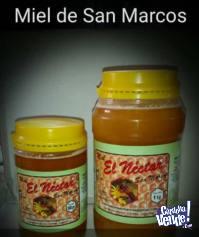 Miel El Néctar de San Marcos