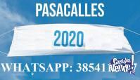 PASACALLES DESCUENTOS DE 50% PARA FESTIVAL DE COSQUIN