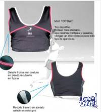 Top deportiv dry fit