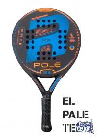 Paleta Padel Royal / Pole 38
