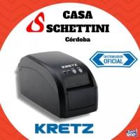 Impresor PIC balanzas Kretz Etiquetas tickets codigo barras