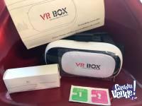 Lentes de Realidad Virtual VR BOX 2.0 con Joystick
