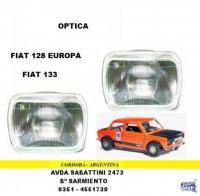 OPTICA FIAT 128 EUROPA