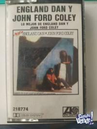 Cassette England Dan y John Ford Coley