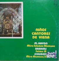 MÚSICA CORAL         EN  LONG PLAY - VINILO
