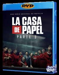 CASA DE PAPEL PARTE 3