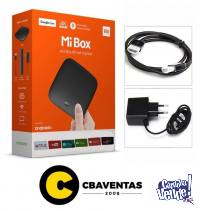 XIAOMI MI TV BOX 4K ULTRA-HD!! NUEVOS! GARANTIA! EFECTIVO!!