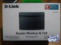 Router Wireless D-link Dir-610n+ 150 mbps
