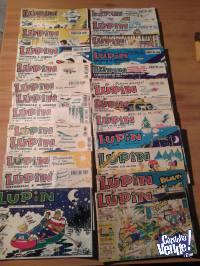 revista lupin numeros varios ( tambien revistas pinlu)
