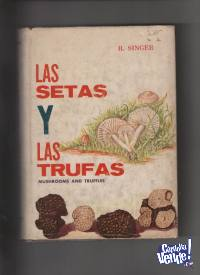 LAS SETAS Y LAS TRUFAS  R Singer  $ 590