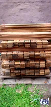 Piso de madera Anchico