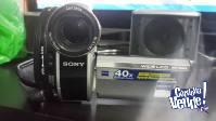 Filmadora  sony Dcr-dvd610 40x Hybrid Movie