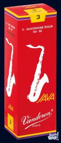 Cañas para saxofón Tenor VANDOREN varios modelos