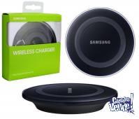 Cargador Inalámbrico Wireless Samsung S6 S7 Edge Note 5 NUE
