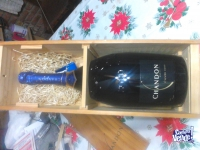 CHAMPAGNE BOTELLON DE 3 L. CHANDON CUVEE AÑO 1999