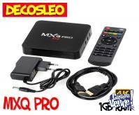 hace smart tu LED MINI PC MXQ pro 4K 1/8+control TV TUBO Fut