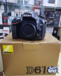 Nikon D610 Digital SLR Camera 24.7 MP Megapixels