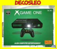 Family Consola 8 Bit 200 Juegos 2 Joystick Alien X Game One