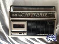 Antigua Radio Cassette Telefunken bajazzo CR 900
