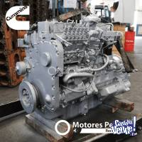 Motores Cummins 6 CT 8.3 |220 hp | Rectificado con garantia